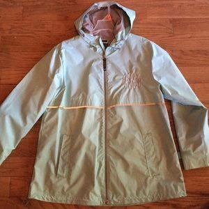 Charles River rain coat